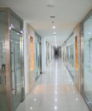 汇诚办公室走廊