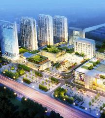 扬子商城国际城市综合体项目