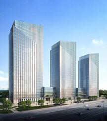 扬州建设大厦工程