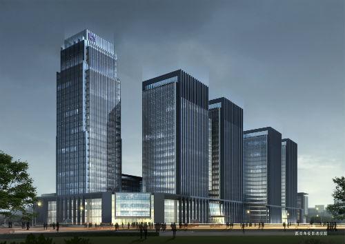 交通银行金融服务中心(扬州)一期工程项目