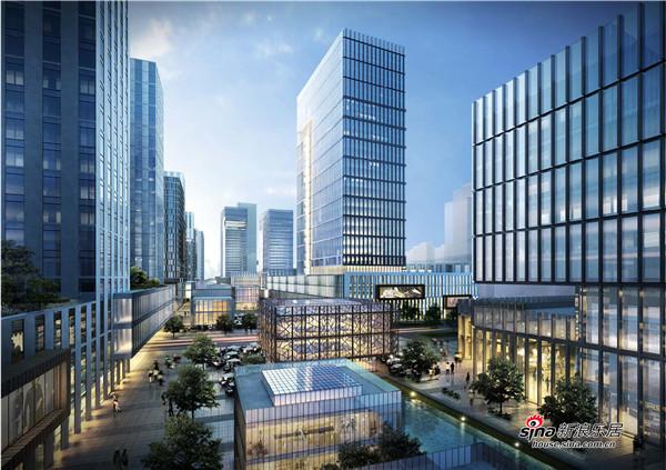 扬州泰达Y-MSD现代产业服务区项目(一期)工程