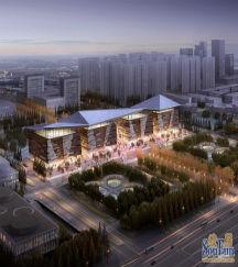 扬州市科技馆项目